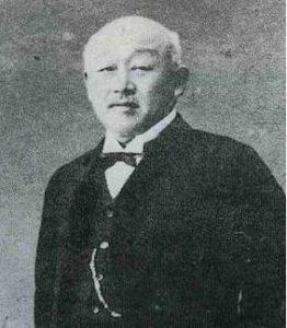 First Pastor Ryohei Yamauchi